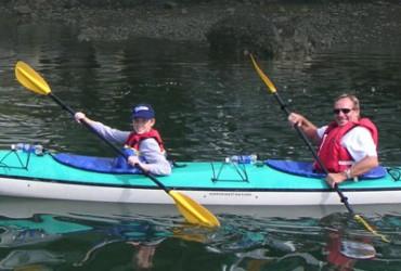sea kayaking with san juan safaris in the san juan islands
