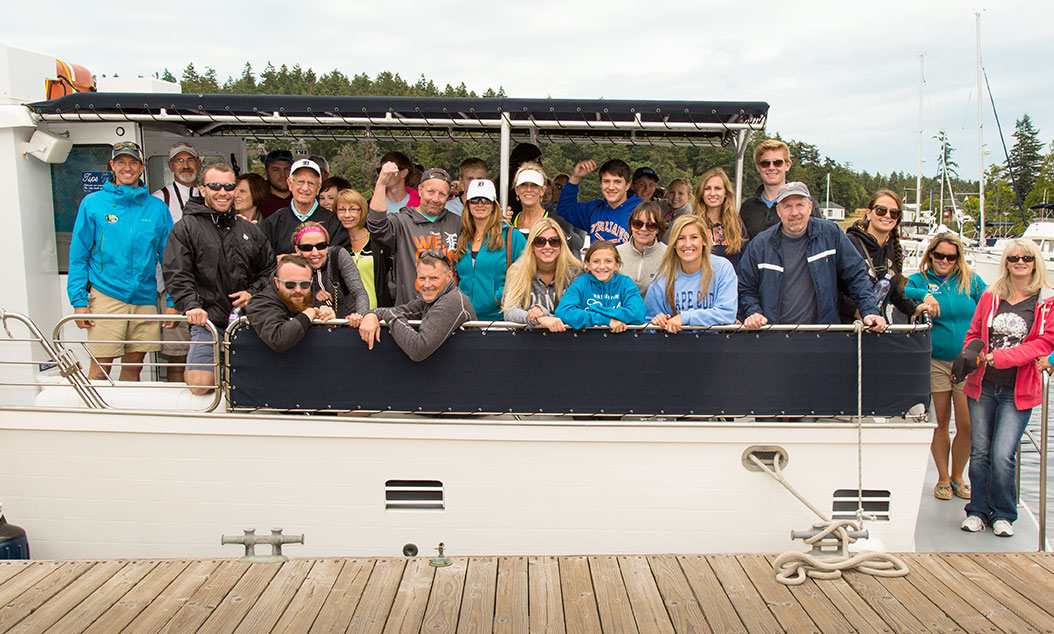 Whale Watch Group Charter