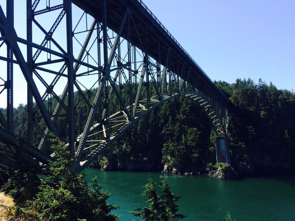 Deception Pass State Park is great for families with small kids