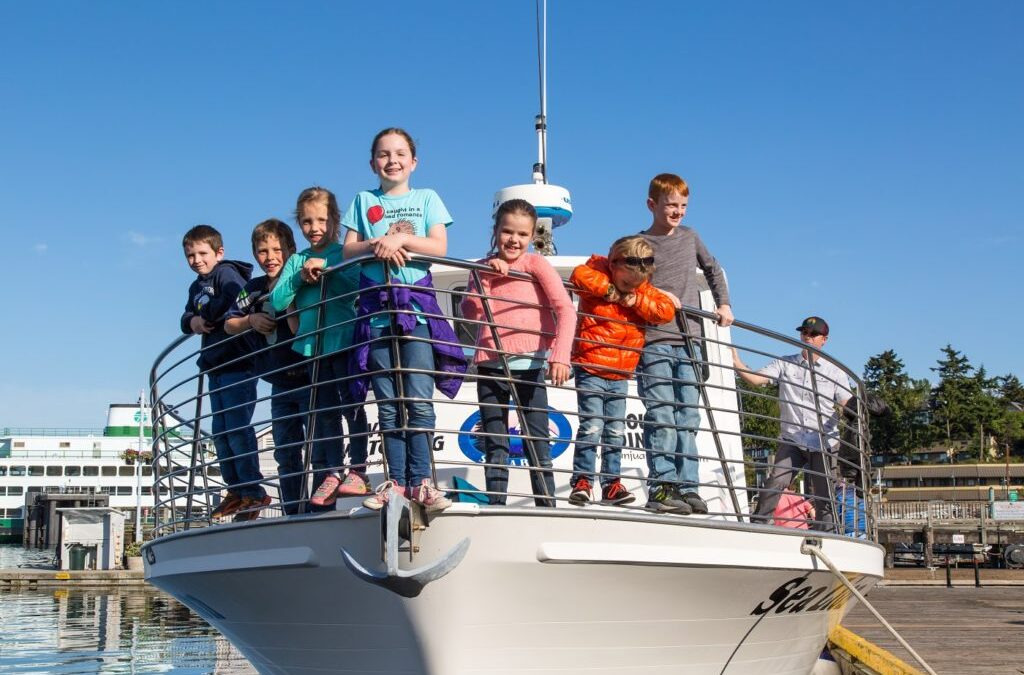 5 Family Friendly Day Trips from Seattle